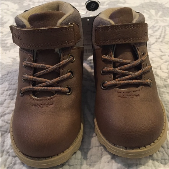 Carter's Other - NWT boys Carters boots
